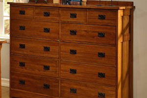 chest of drawers assembly service