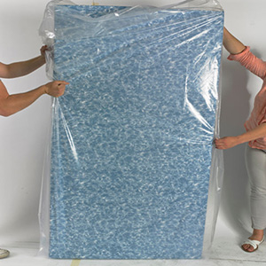single mattress protective cover