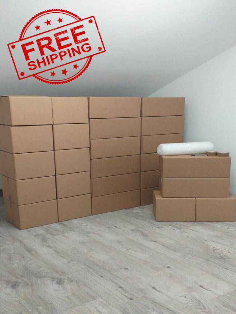 bargain moving box kit