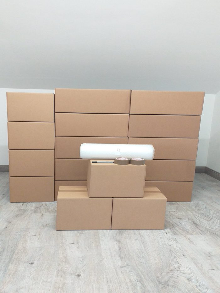 moving box kit