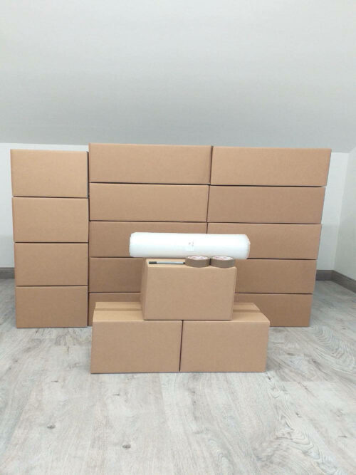budget moving box kit