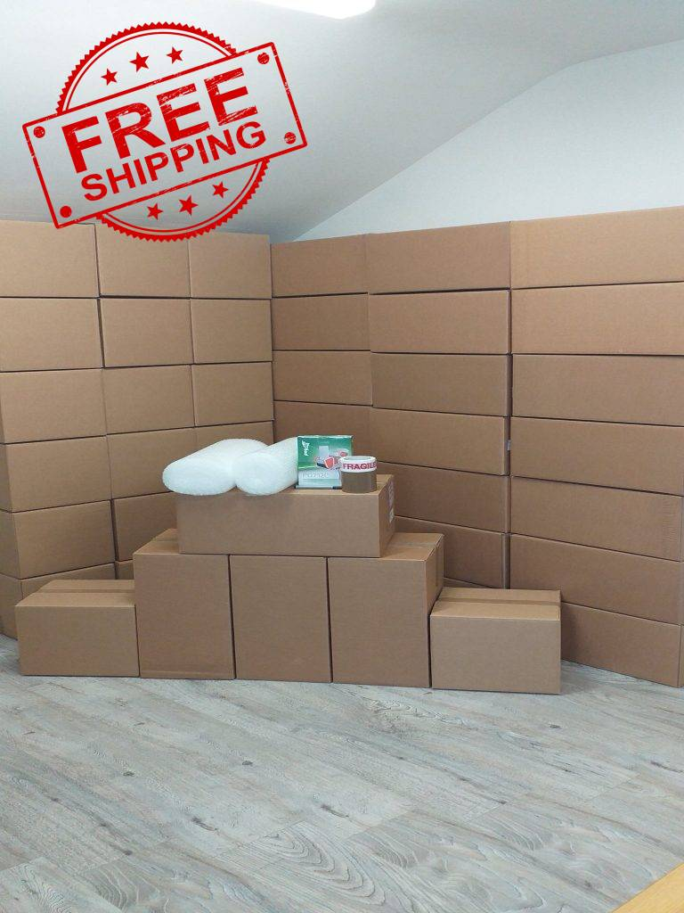 jumbo moving box kit