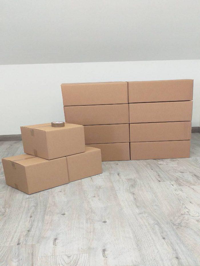 mini moving box kit