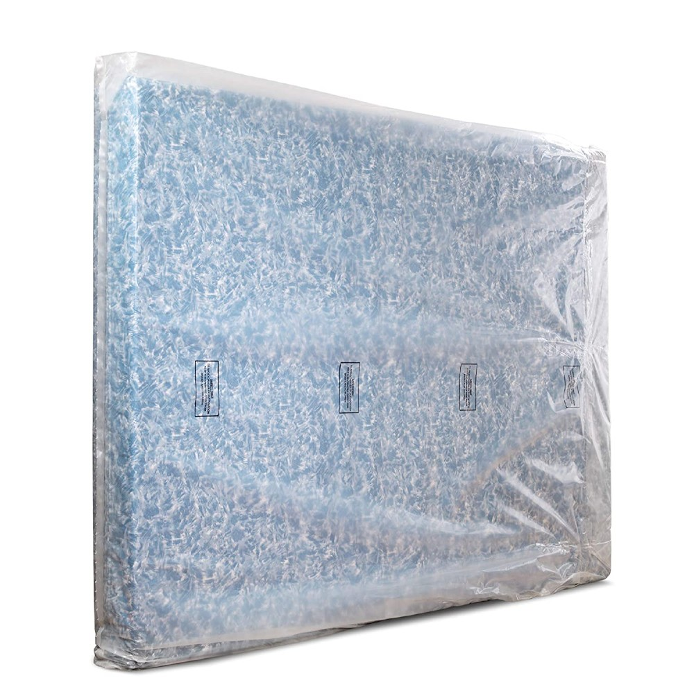 double mattress protective cover