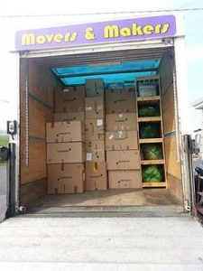 movers and makers professional removal company