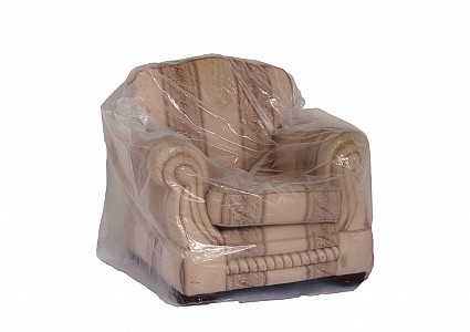 Polythene armchair Covers