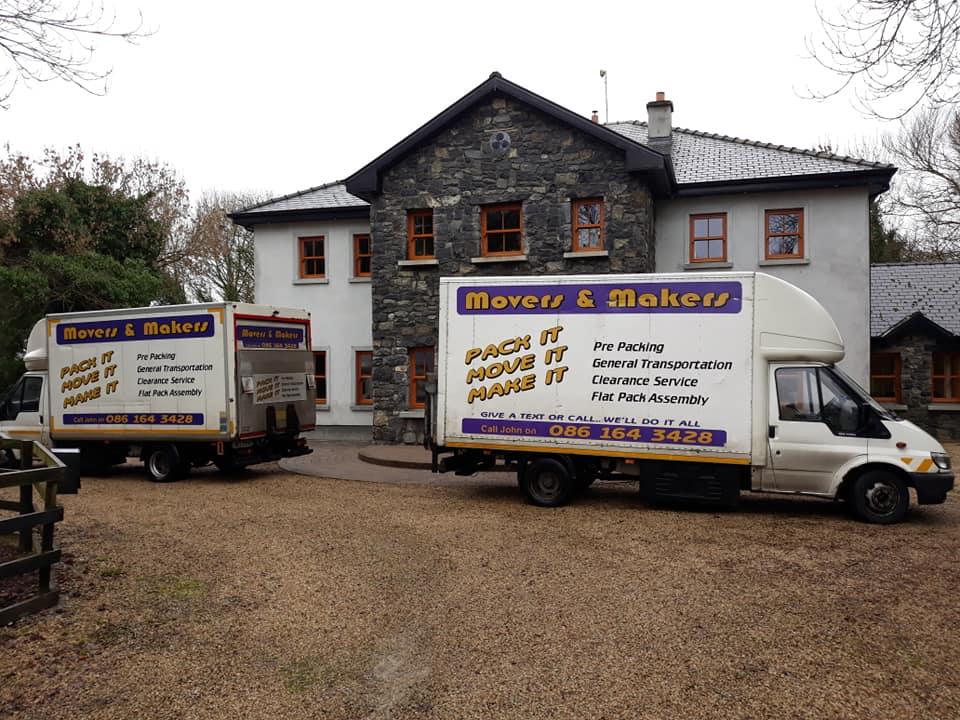 removal company ireland