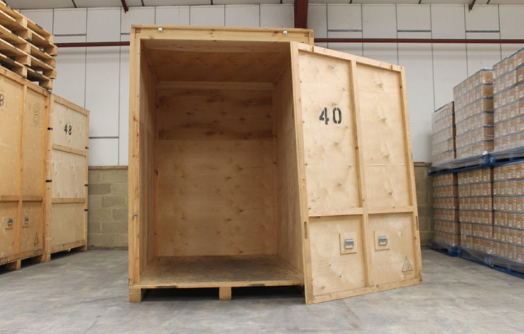 self storage units ireland
