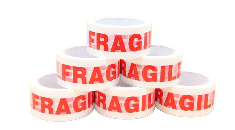 Fragile tape 6 rolls