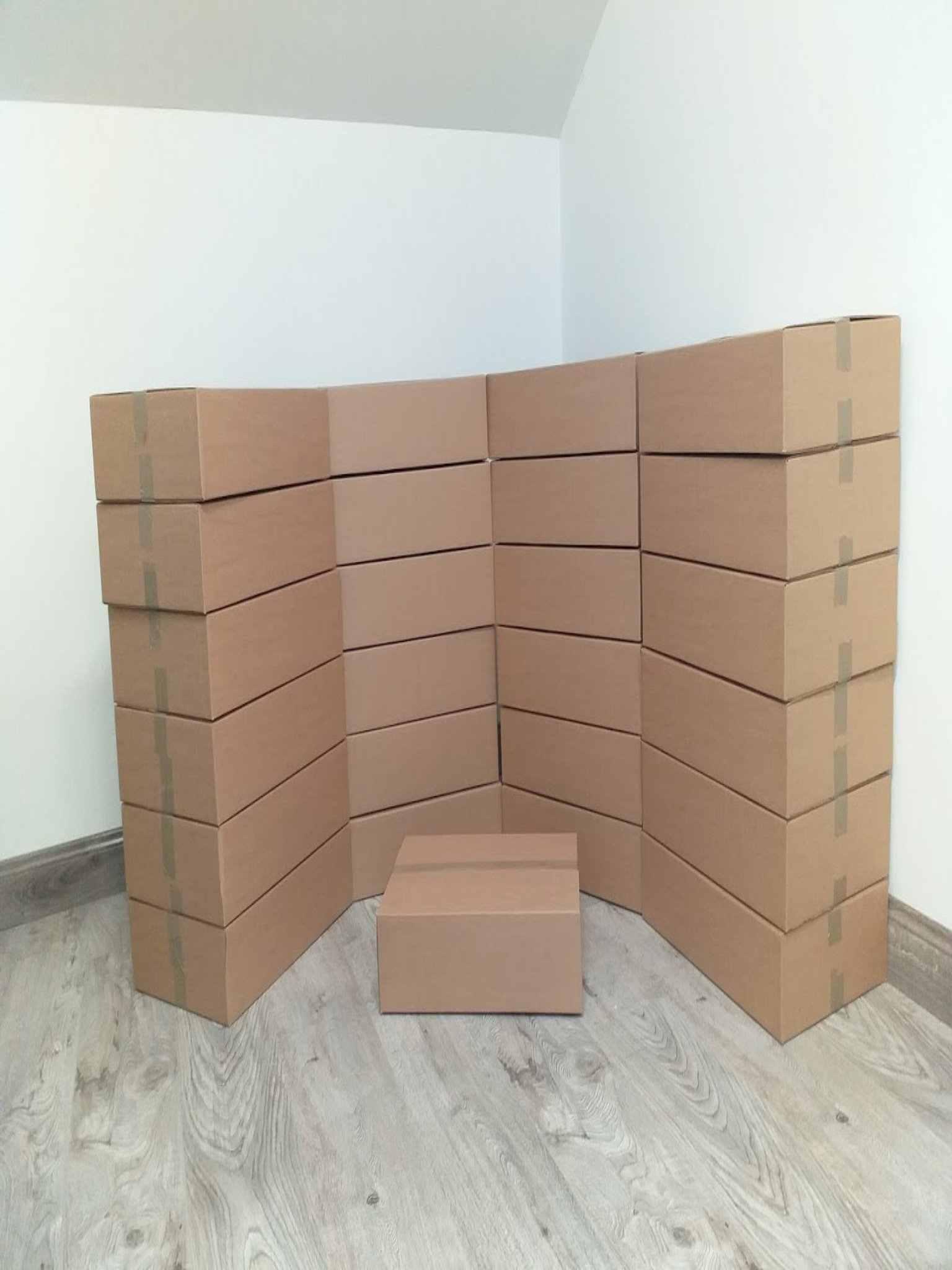 single wall boxes