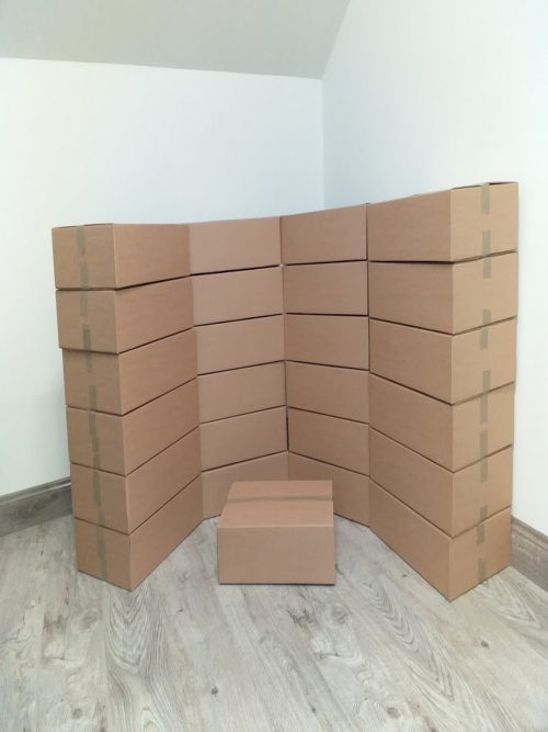 Small single wall box kit 25