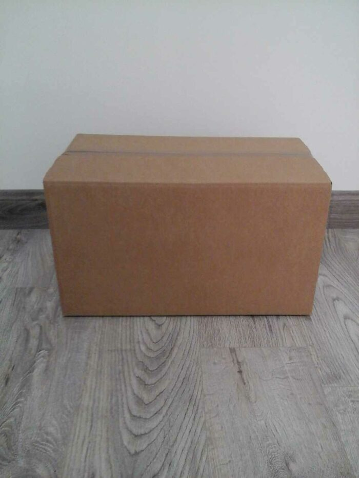 1 large new double walled box