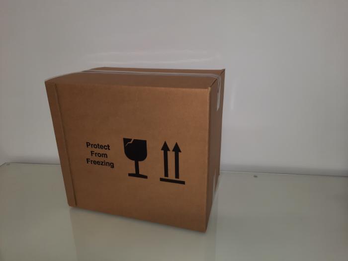 e-commerce packaging box