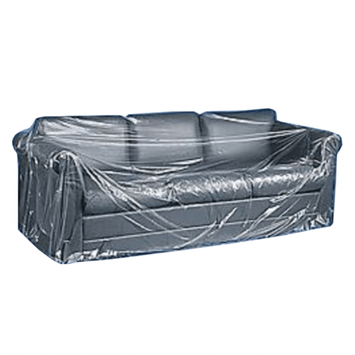 3 seater plastic sofa cover