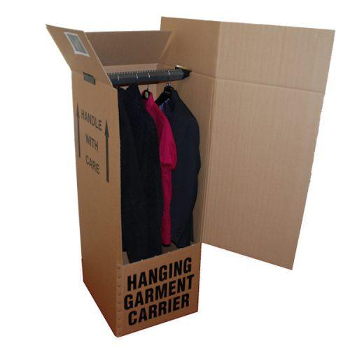 Cardboard Wardrobe Boxes